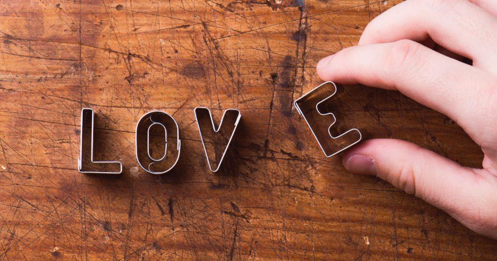 男性の恋愛プロセス 愛へと変わって行く