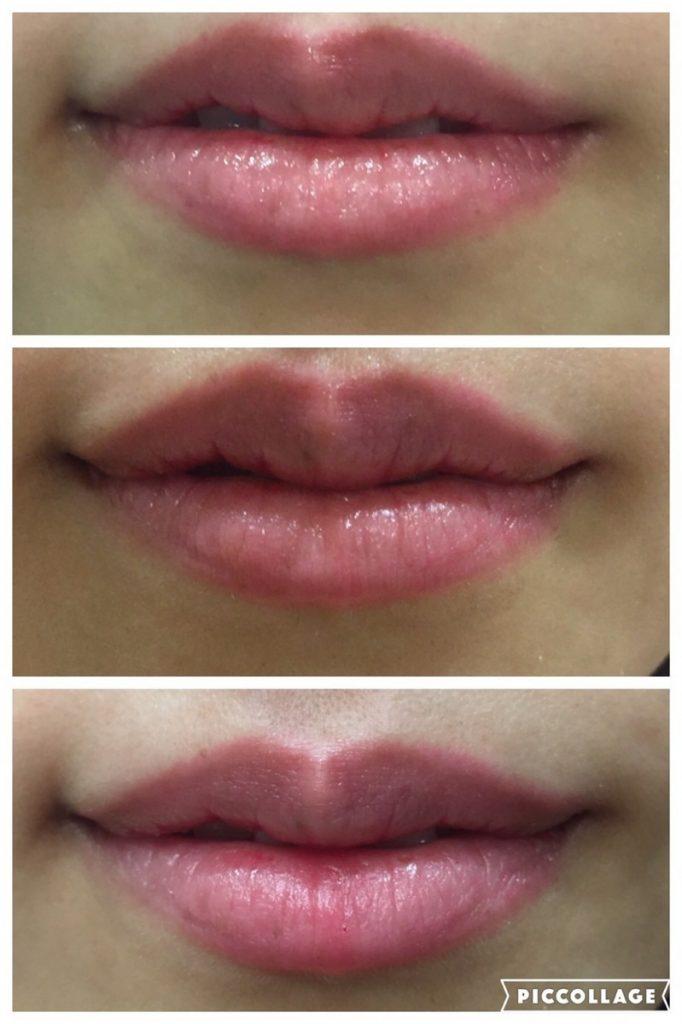 第2ポイントは「唇の形」