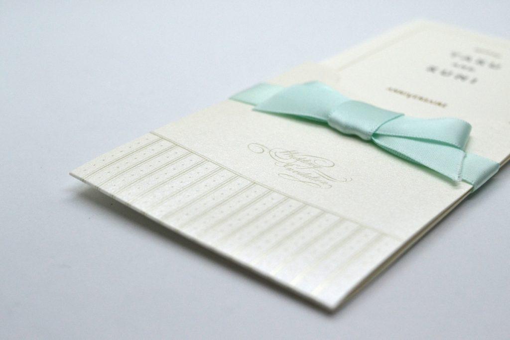 結婚式参列マナー 招待状への返信